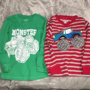 6dbd9e8bb wonderkids Shirts & Tops | Camouflage Thermal Shirt | Poshmark